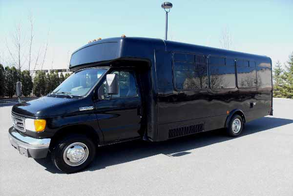 18 passenger party bus mcallen