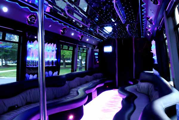 22 people party bus mcallen