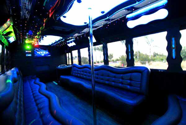 40 people party bus mcallen