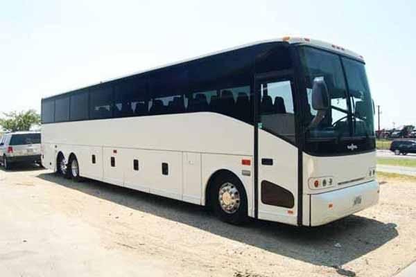 50 passenger charter bus mcallen