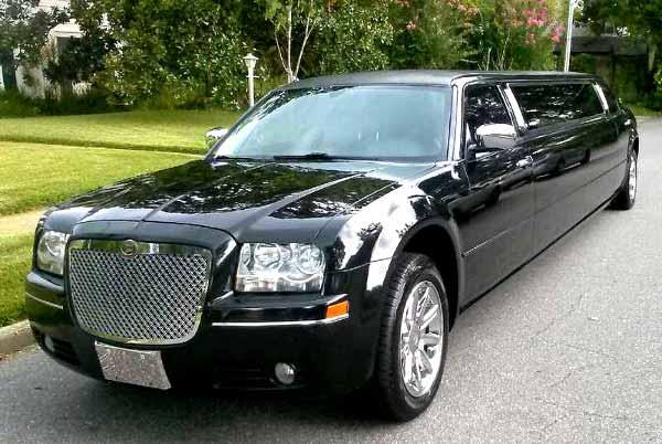 Chrysler 300 limo mcallen