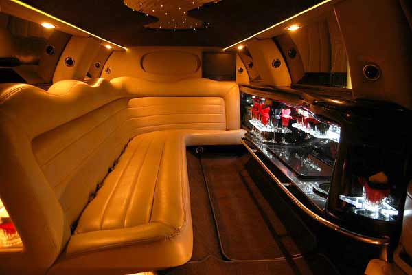 Lincoln limo party rental mcallen