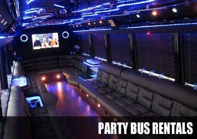 Party Bus in McAllen