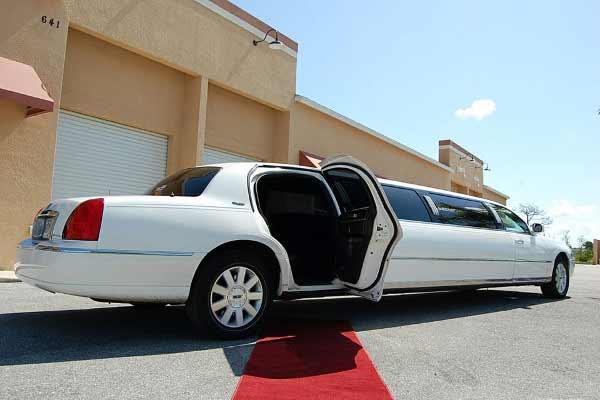 lincoln stretch limousine mcallen