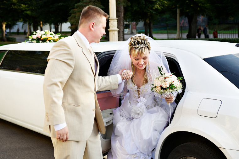 wedding transportation limo service mcallen